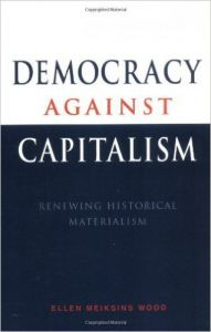 Democracy Against Capitalism