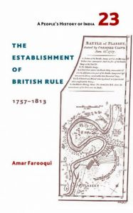 The Establishment of British Rule