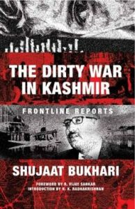 The Dirty War In Kashmir